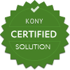 Kony Answered Certificate