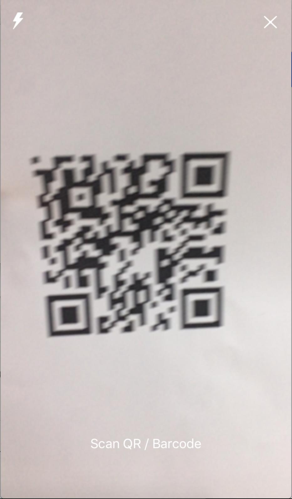 Barcode - QR Code Scanner - Screen-Thumbnail