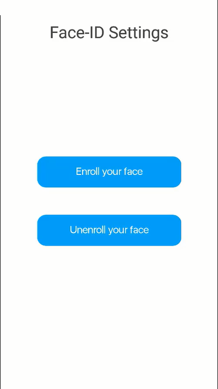 Gemalto Face-ID - Screen-Thumbnail