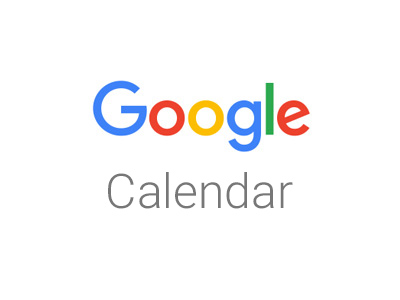 Google Calendar - Screen