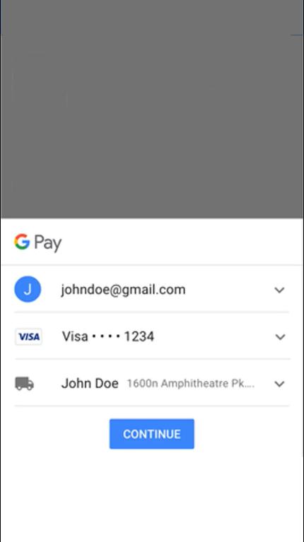 Google Pay - Screen-Thumbnail