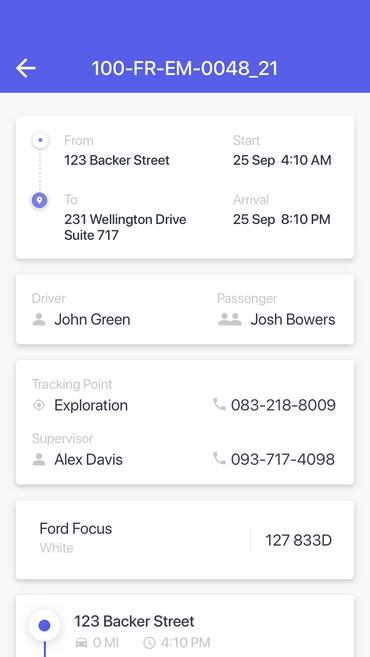 Journey Management – Driver - Screen-Thumbnail