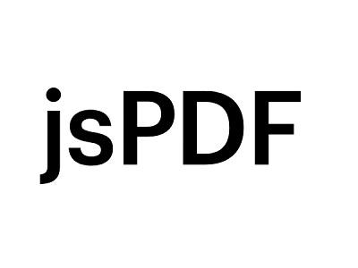 PDF Generator (jsPDF) - Screen-Thumbnail