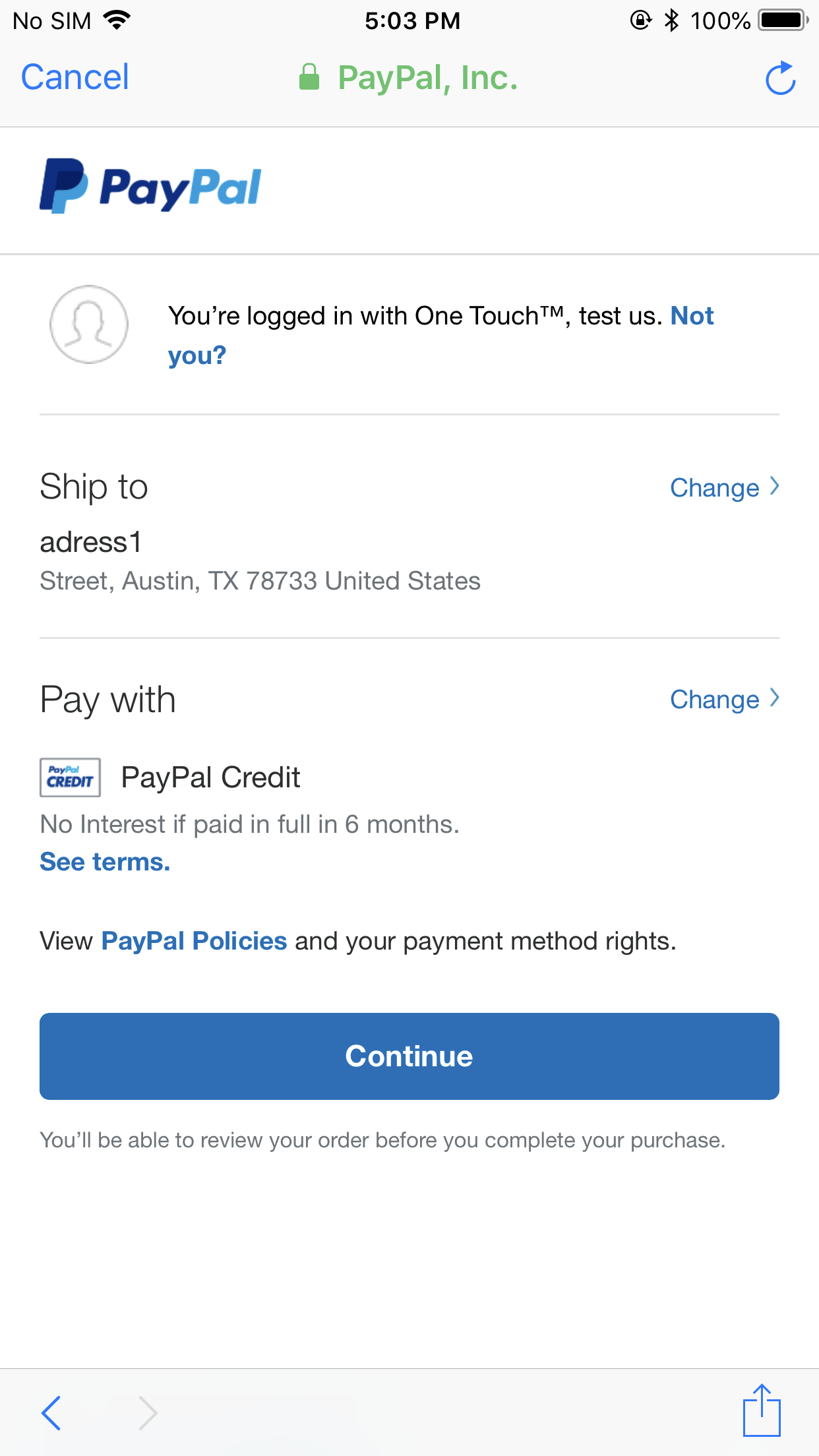 PayPal and Venmo - Screen-Thumbnail