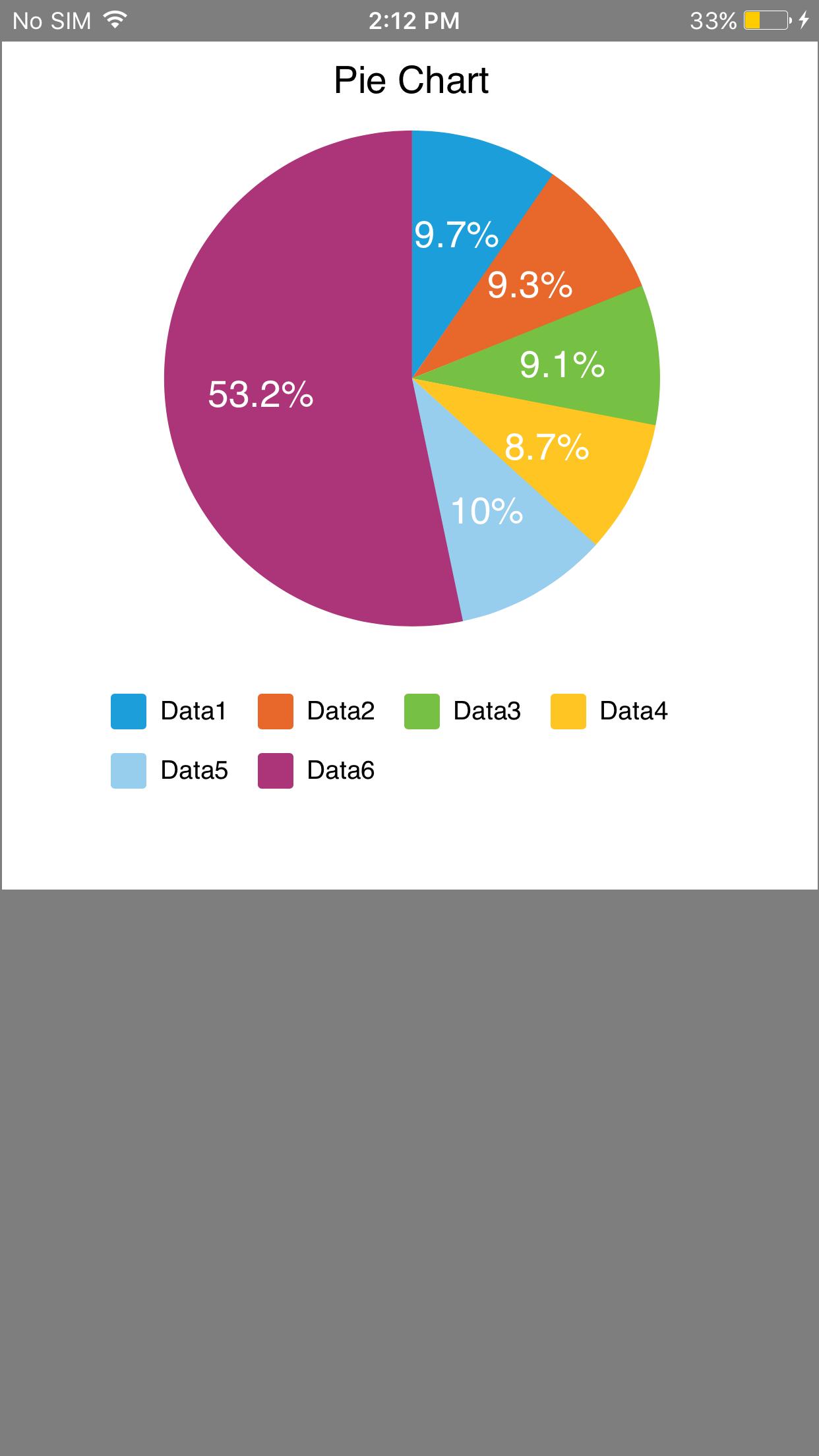 Pie Chart - Screen-Thumbnail