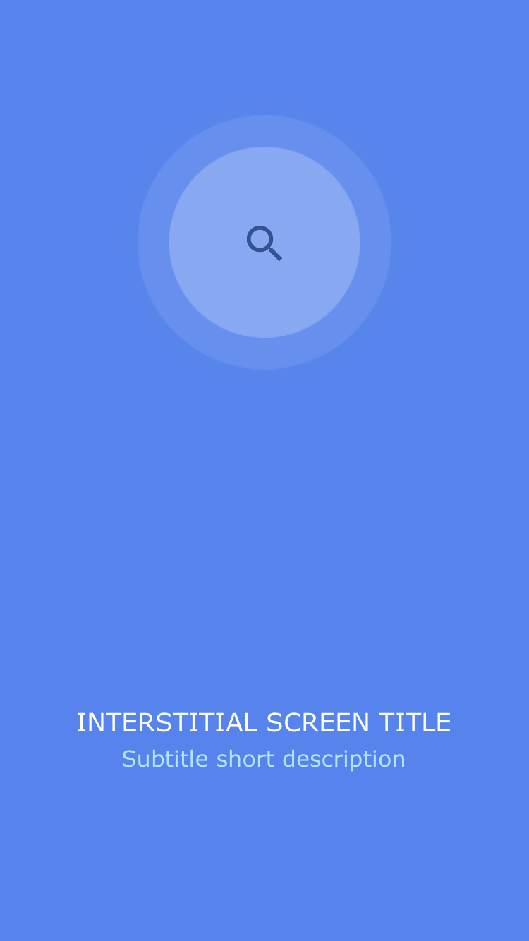 Interstitial Screen (Ripples) - Screen-Thumbnail