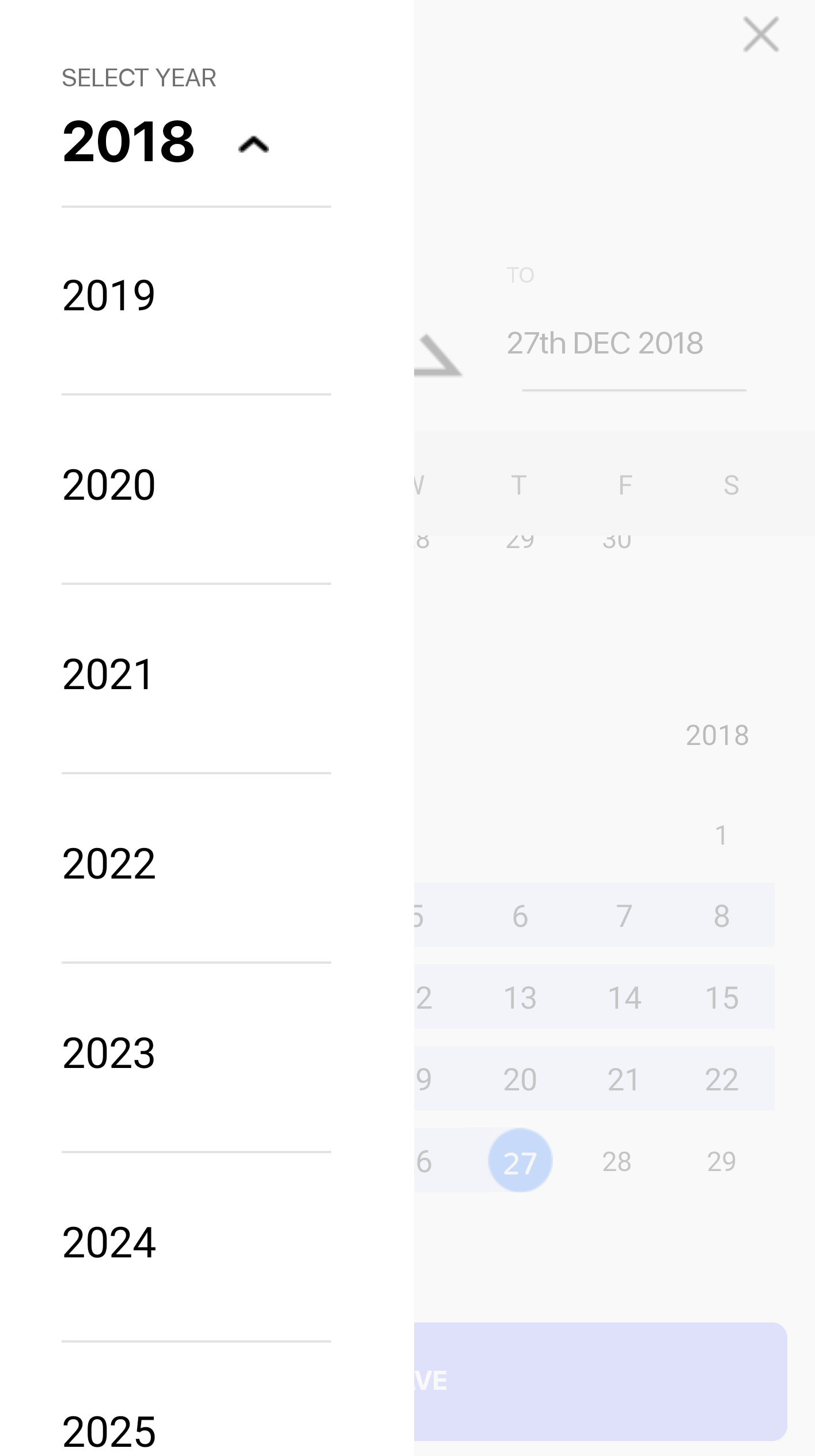Date Range Picker - Screen-Thumbnail