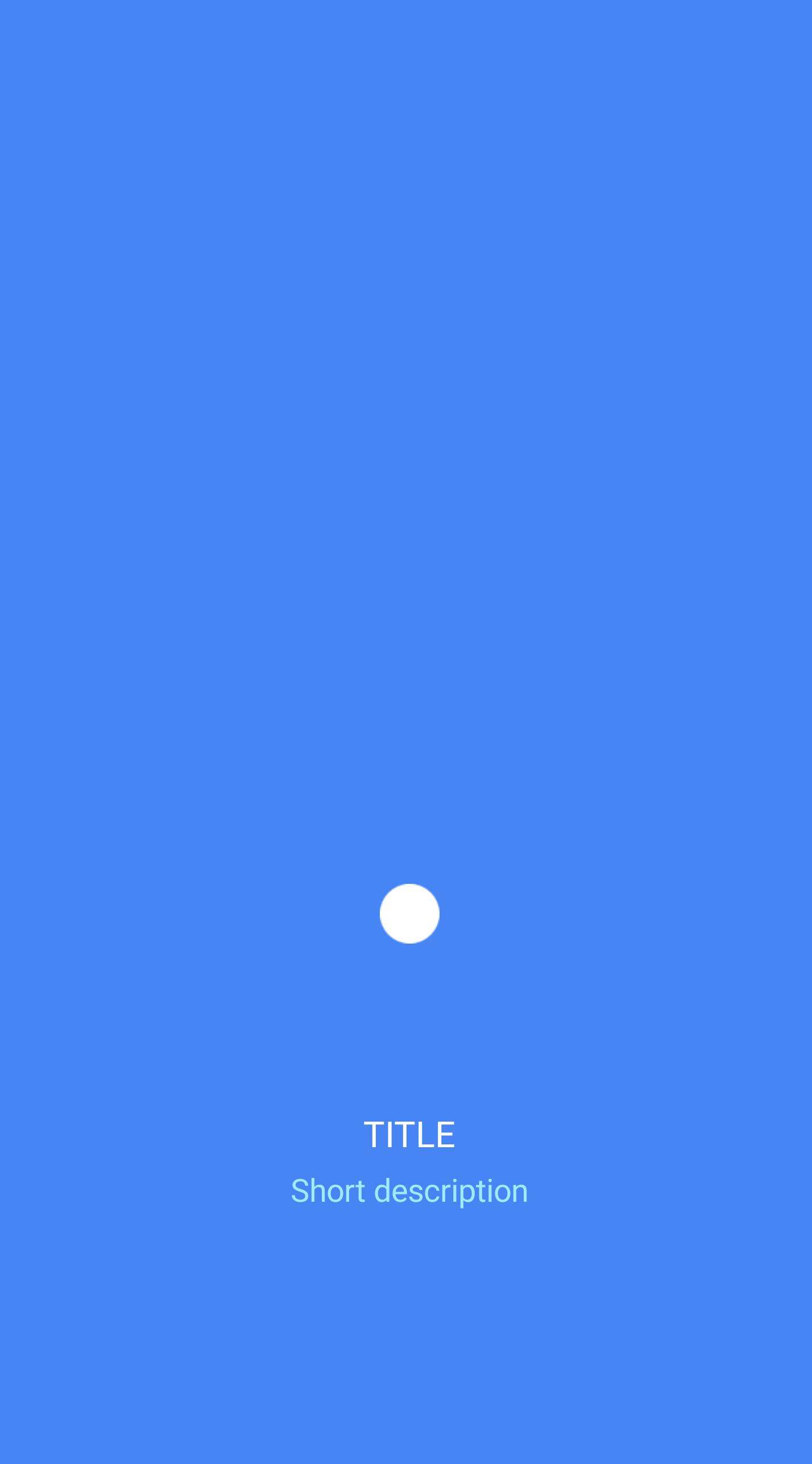 Interstitial Screens - Screen-Thumbnail