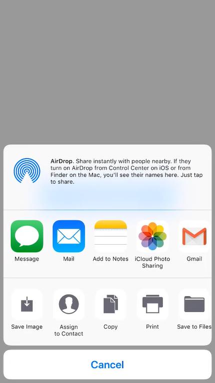Social Share - Screen-Thumbnail
