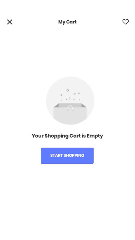 Shopping Cart & Wishlist (Retail) - Screen-Thumbnail
