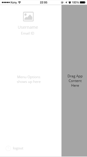 Advanced Hamburger Menu - Screen-Thumbnail