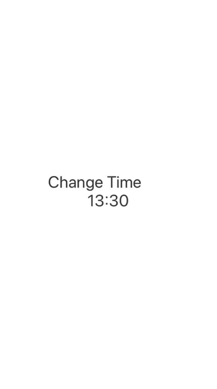 Time Picker - Screen-Thumbnail